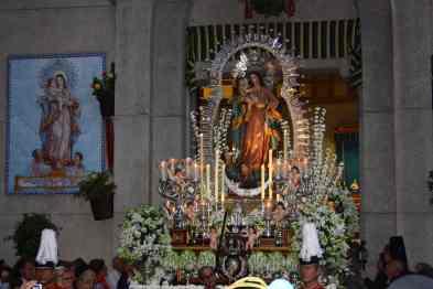 Virgen Nuestra Señora de La Luz