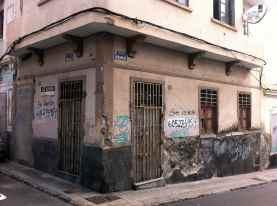 Casas abandonadas de la Calle Andamana