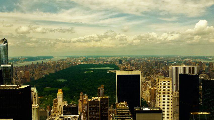 Top of the Rock, el mejor mirador de Nueva York (Fotos)