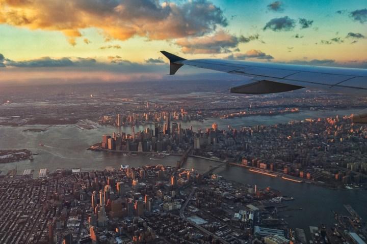 Dónde buscar pasajes aéreos baratos para Nueva York
