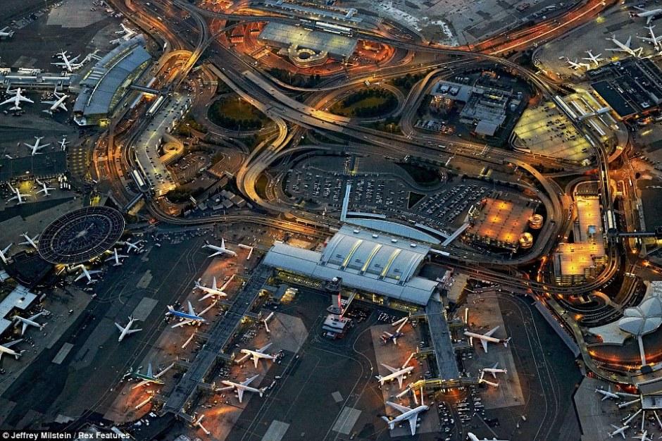 Traslados desde los aeropuertos de Nueva York