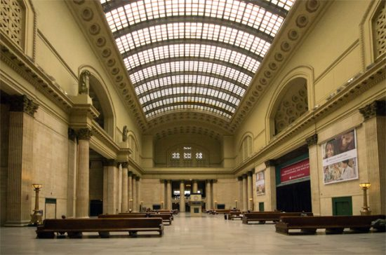 Union Station de Chicago