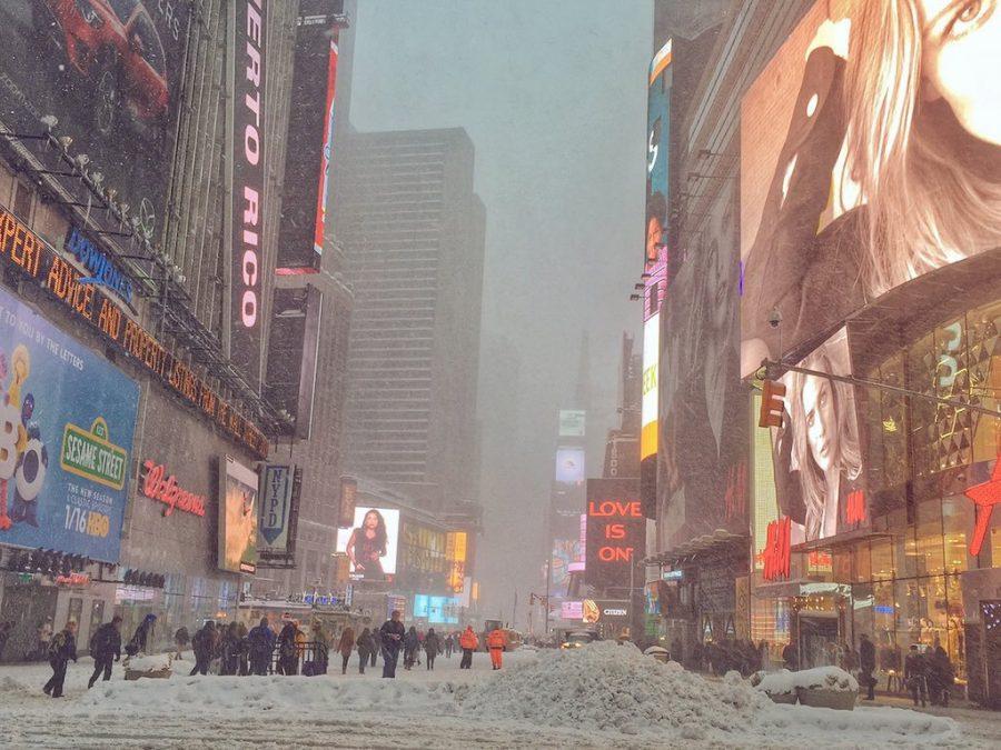 Times Square Foto: @Gigi_nyc