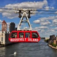 Roosevelt Island Tramway, un teleférico escondido en Nueva York