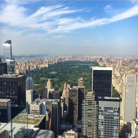 Visita el Top of the Rock de Nueva York