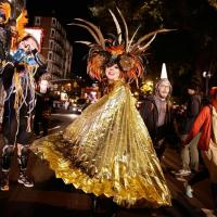 Desfile de Halloween New York 2017