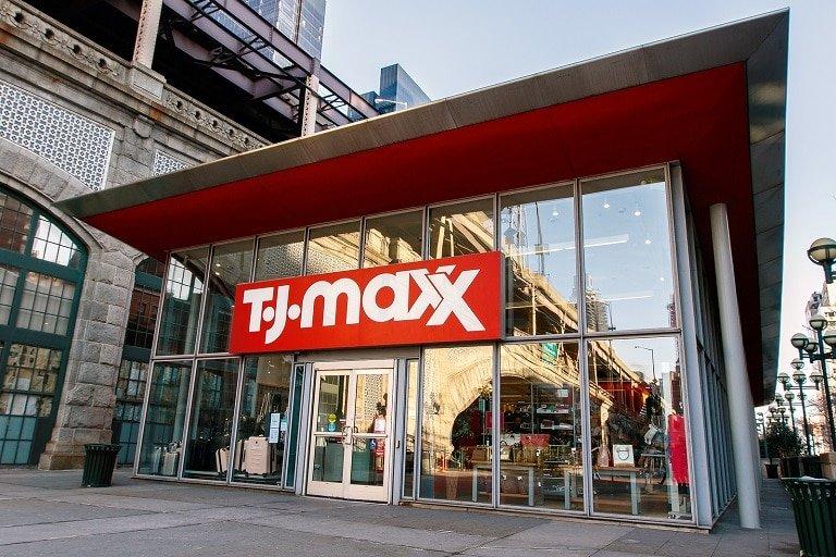TJ Maxx, una buena opción para los que vienen de compras a Nueva York