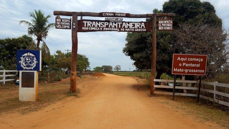 viajar al pantanal de mato grosso - puerta de entrada al parque