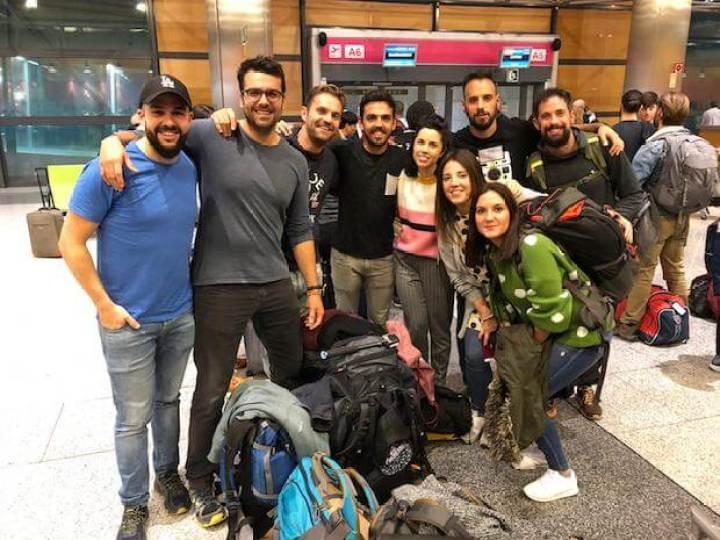 primera-aventura-en-grupo-a-marruecos-aeropuerto