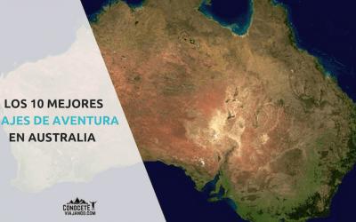 Los 10 mejores viajes de aventura en Australia
