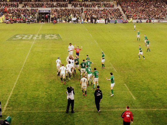 2013, Ireland vs England