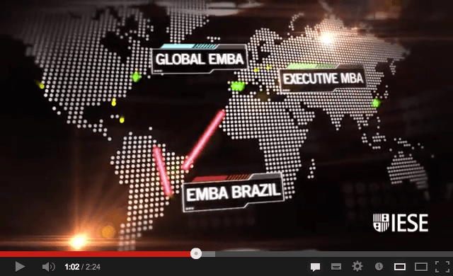 IESE Business School: The Truly Global School