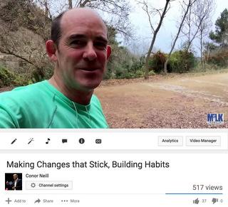 Making Changes that Stick, Building Good Habits [Video]