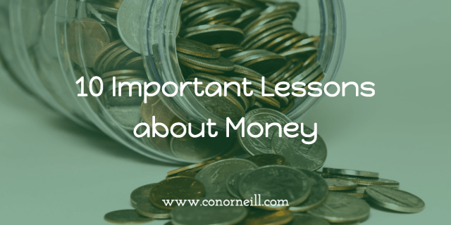 Money: 10 Important Lessons