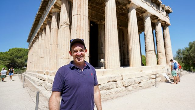 Athens, Home of Rhetoric. Where the Power of the Spoken Word first began