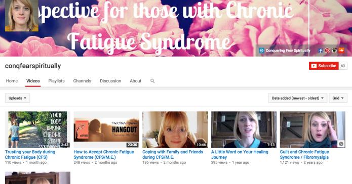 chronic fatigue video youtube