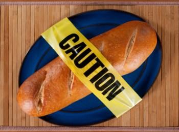 gluten-bread-caution