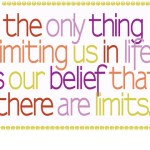Are Your Limiting Views Holding You Back?