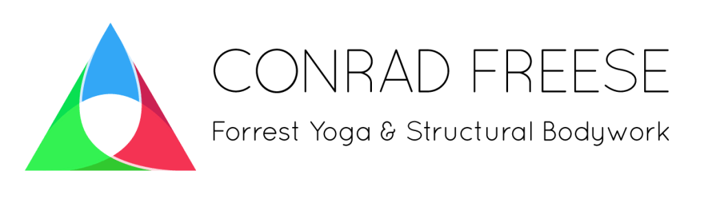 Conrad Freese - Forrest Yoga and Structured Bodywork