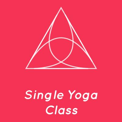 Single Yoga Class