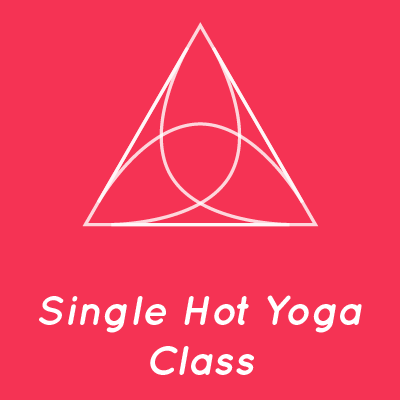 Single Hot Yoga Class