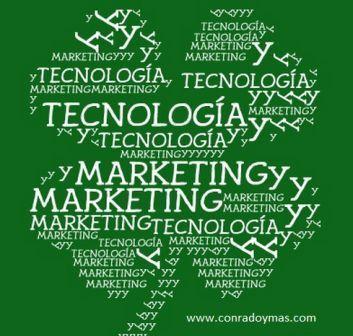 Tecnología ligada al Marketing