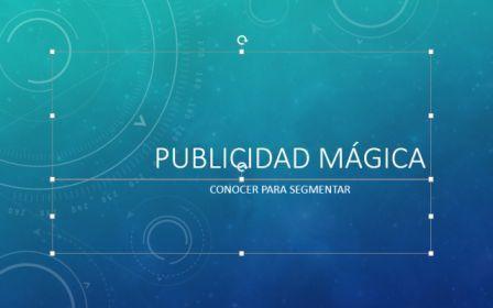 Publicidad Mágica