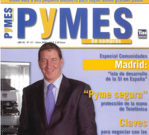 Conrado Martinez en Pymes