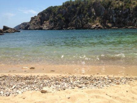 Viaje a Ibiza Cala den Serra