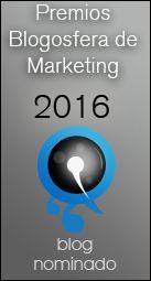 Nominado Premios Blogosfera 2016