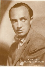 Conrad in the late 1920s, in Hollywood