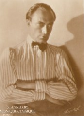 Young Conrad in the 1920s