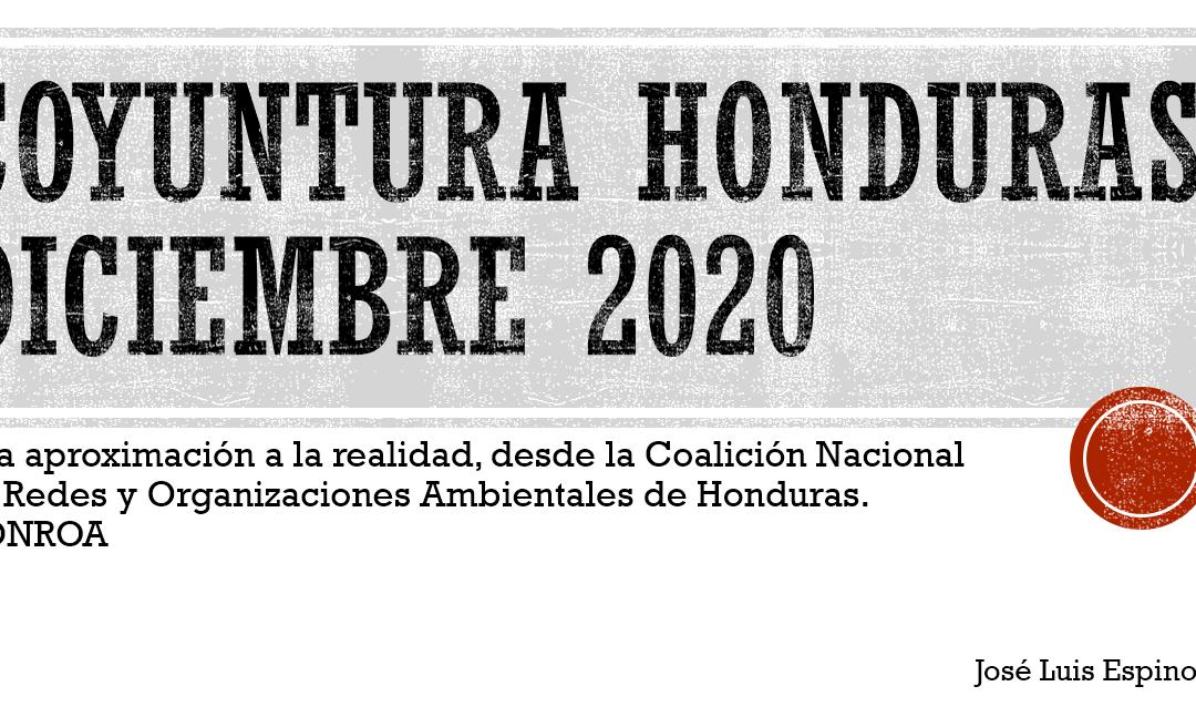 Presentación sobre contexto hondureño