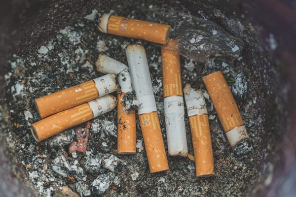 why is it so hard to quit smoking