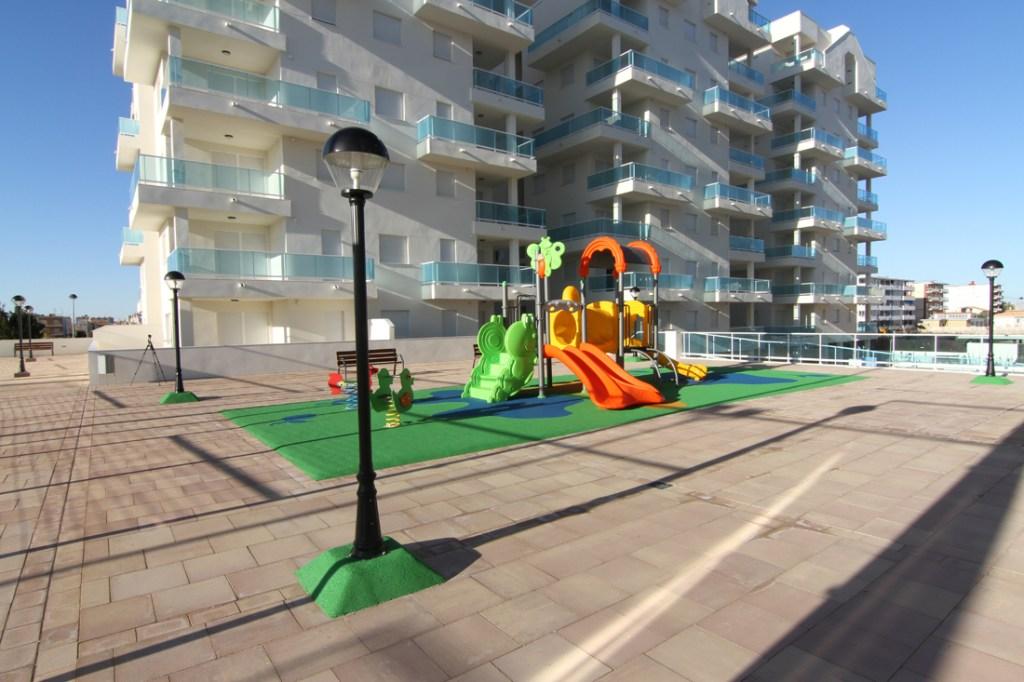 Oportunidades inmobiliarias Juegos infantiles Blaumar Piles playa
