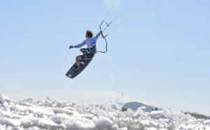 acrobacia kitesurf