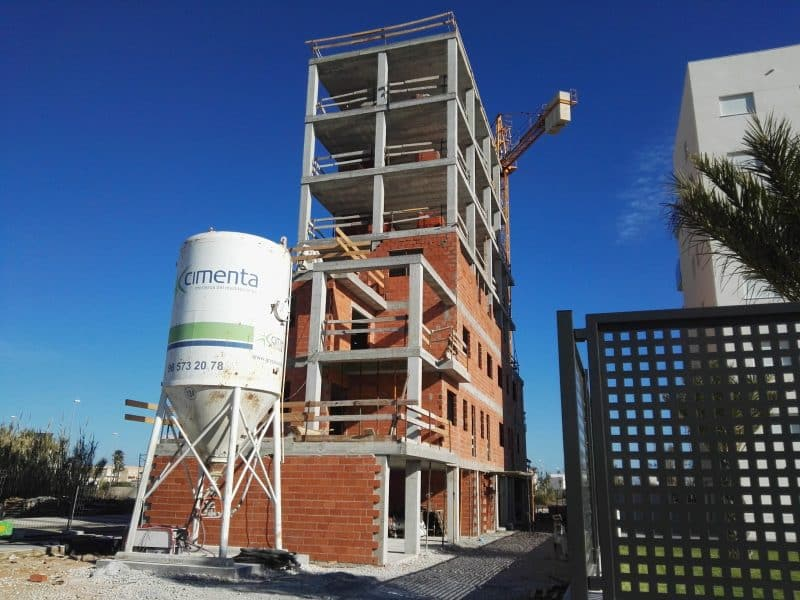 Residencial Tramuntana, ultimas viviendas a la venta en playa de Oliva