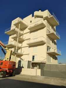 Entrega inminente Residencial Xaloc fase 3 vista vertical