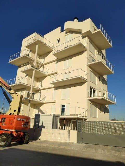 Residencial Xaloc fase 3 vista vertical