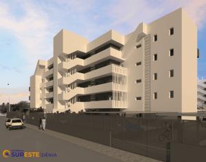 Residencial Sureste fachada tyrasera