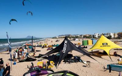 Final de la Spain Kiteboarding League 2021 en Oliva