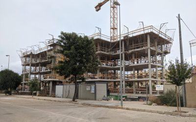 Residencial Sureste Denia en septiembre 2021
