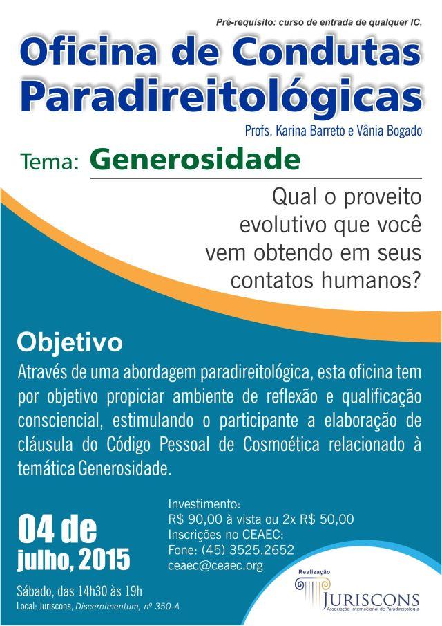 Oficina - Condutas Paradireitológicas (1)