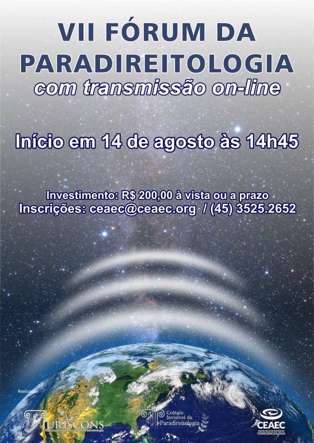 14_08 transmissão EAD VII Fórum Paradireito