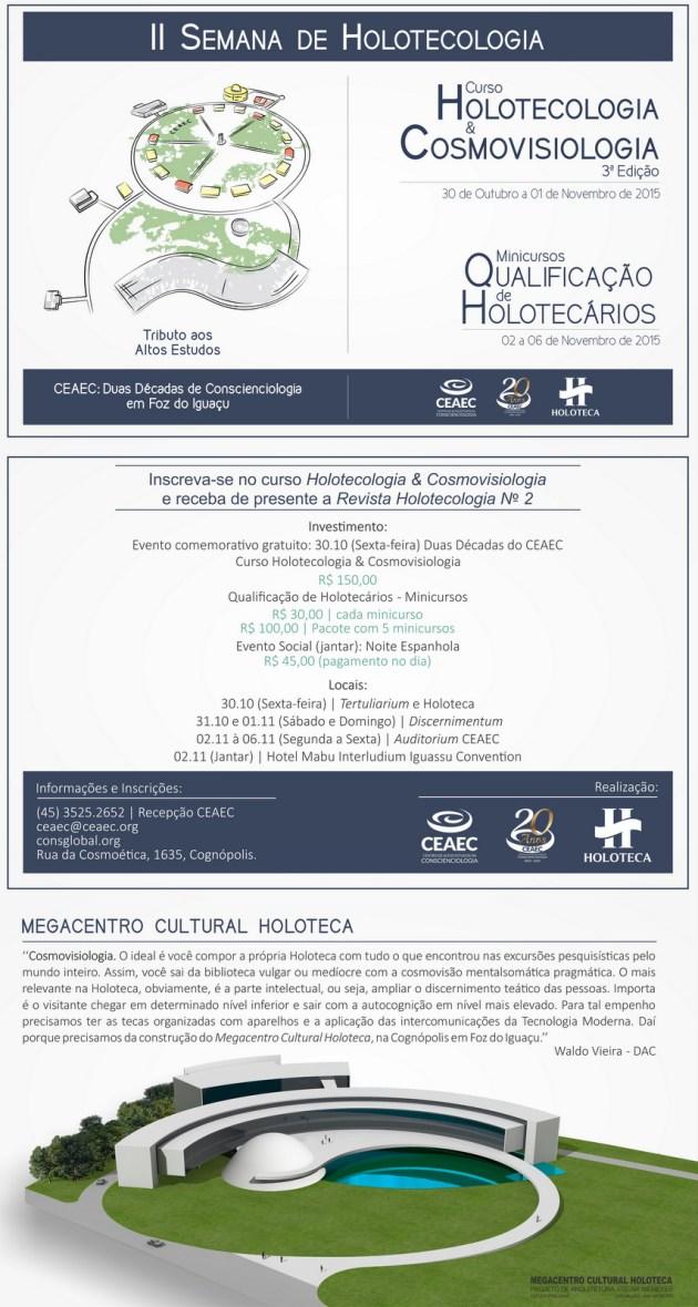 Holotecologia & Cosmovisiologia