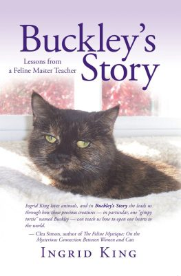 Buckley's Story Lessons from a Feline Master Teacher