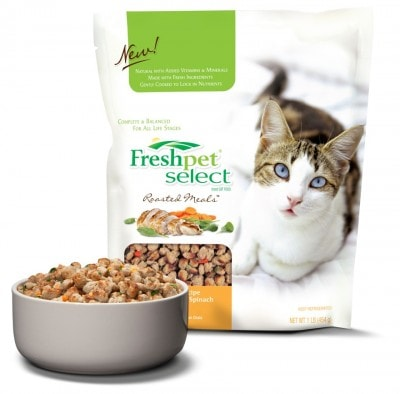 Fresh Pet Select cat food