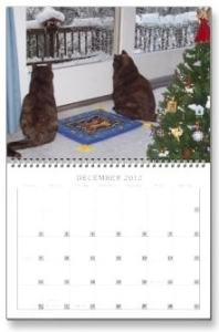 calendar Christmas