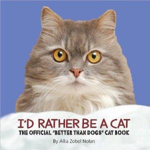 I'd rather be a cat allia zobel nolan