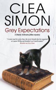 Grey Expectations Clea Simon cover